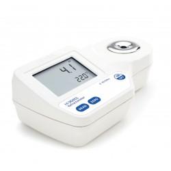 Refraktometer Socker 0-85% Brix, ATC HI-96801