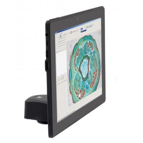 Tablet med digitalkamera för mikroskop