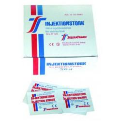 Desinfektionsservetter / Injektionstork /200st