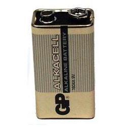 Batterier  - 9V Alkaliska