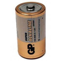 Batterier  - 1.5V D/LR20  Alkaliska /2st