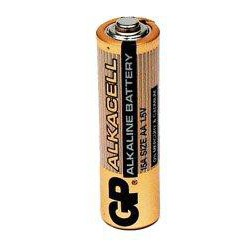 Batterier  - 1.5V  LR6/AA     Alkaliska