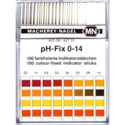 pH-papper fix 0-14pH