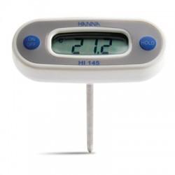 Termometer 125mm HI-145-00 -50°C till +220°C T-form