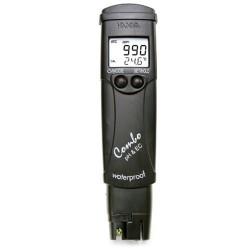 pH-, Konduktivitets- o Temp.testare 0-3999µS/cm