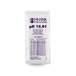 pH-buffertlösning 10.01pH Engångspåsar (25st/fp)