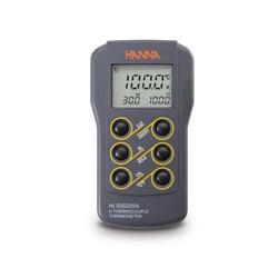 Termometer med givare 100cm K-typ 766TR2