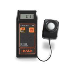 Luxmeter för mätning av ljus i luften