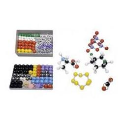 Molekylmodellsats Oorg./Org. MMS-004