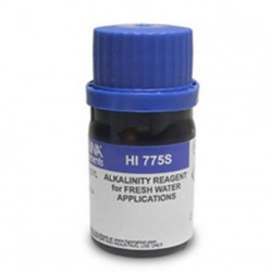 Mini testare Reagens Alkalinitet Söt-/Dricksvatten