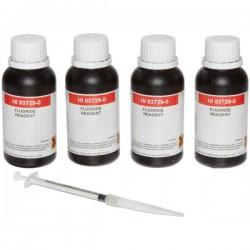 Reagens Fluorid lågt område 100 prover