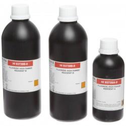 Reagens Fluorid högt område 100 prover