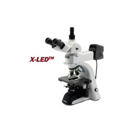 Mikroskop för metallurgi