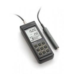 Konduktivitets- och Saltmätare HI-9835