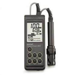 Syrehaltsmätare portabel HI-9147-04