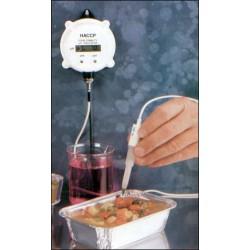 pH-mätare väggmodell kontinuerlig mätning, alarm o HACCP