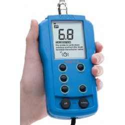 pH- och Konduktivitetsmätare 1990µS/cm HI-9812-5