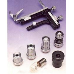 Korsbord till mikroskop
