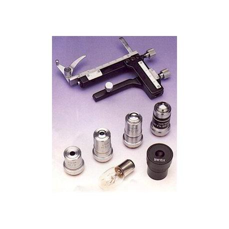 Bordsmikrometer till mikroskop