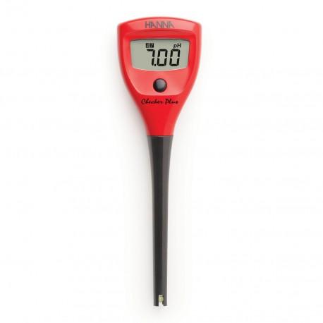 pH-testare Checker® Plus smal elektrod HI-98100