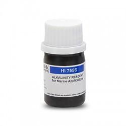 Mini testare Reagens Alkalinitet Saltvattenakvarium HI-755-26