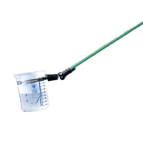 Vattenprovtagare med bägare och skaft Längd 150-385cm *