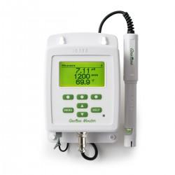 Monitor för pH, konduktivitet (EC/TDS) och temperatur