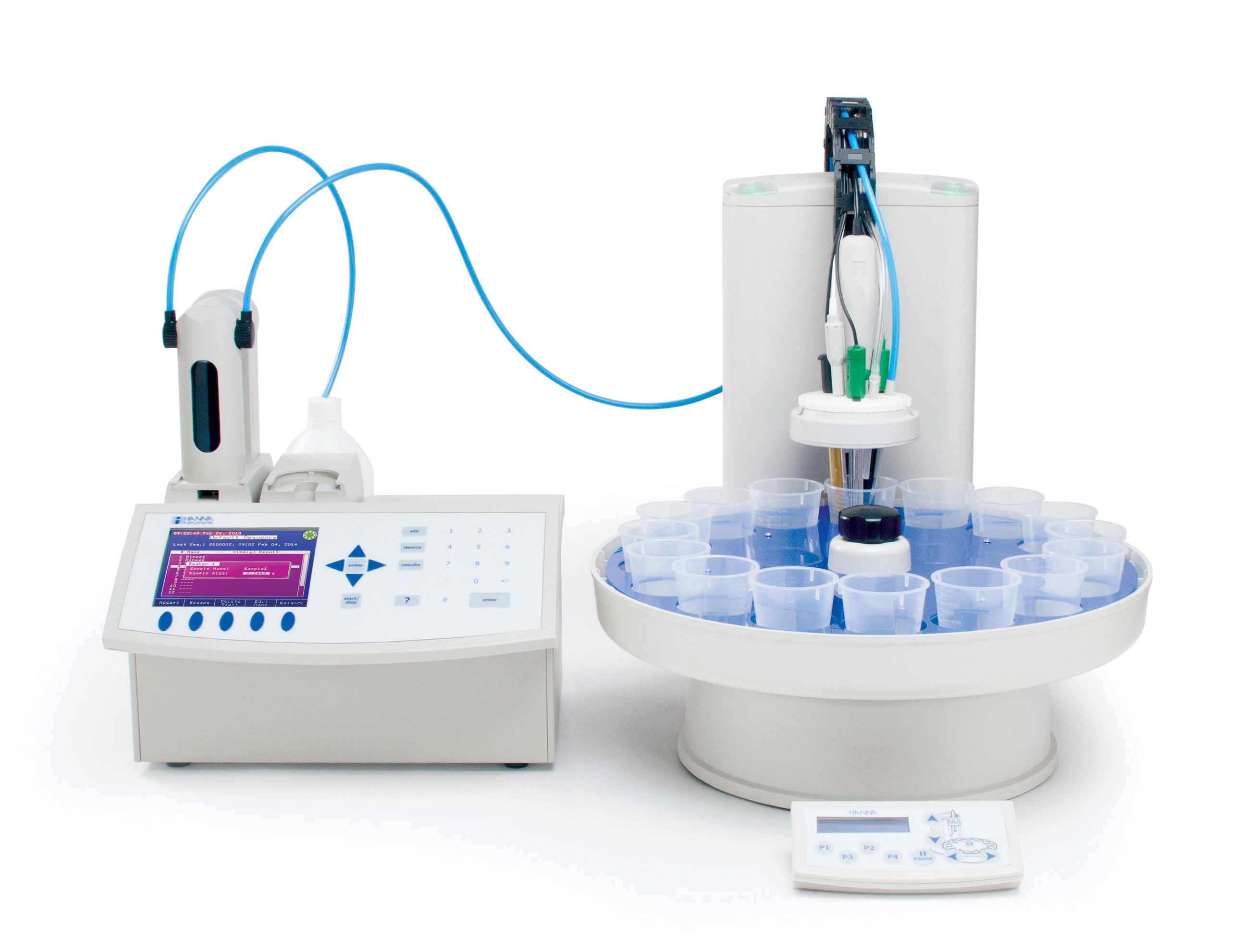 Automatic Titration System Contact Us For Price